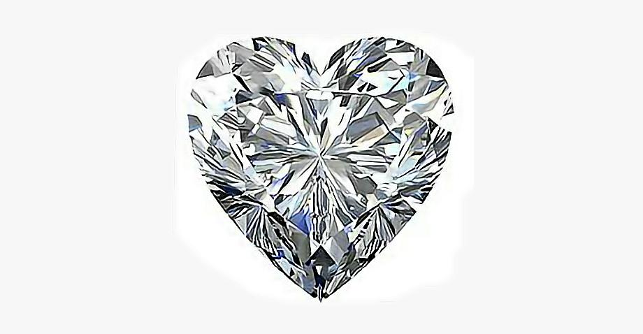 corazon #cristal #diamante #diamond #heart.