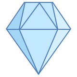 Diamond Icons.