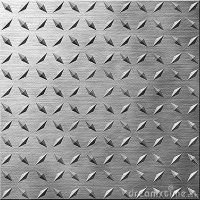 Diamond Plate Steel Clipart.