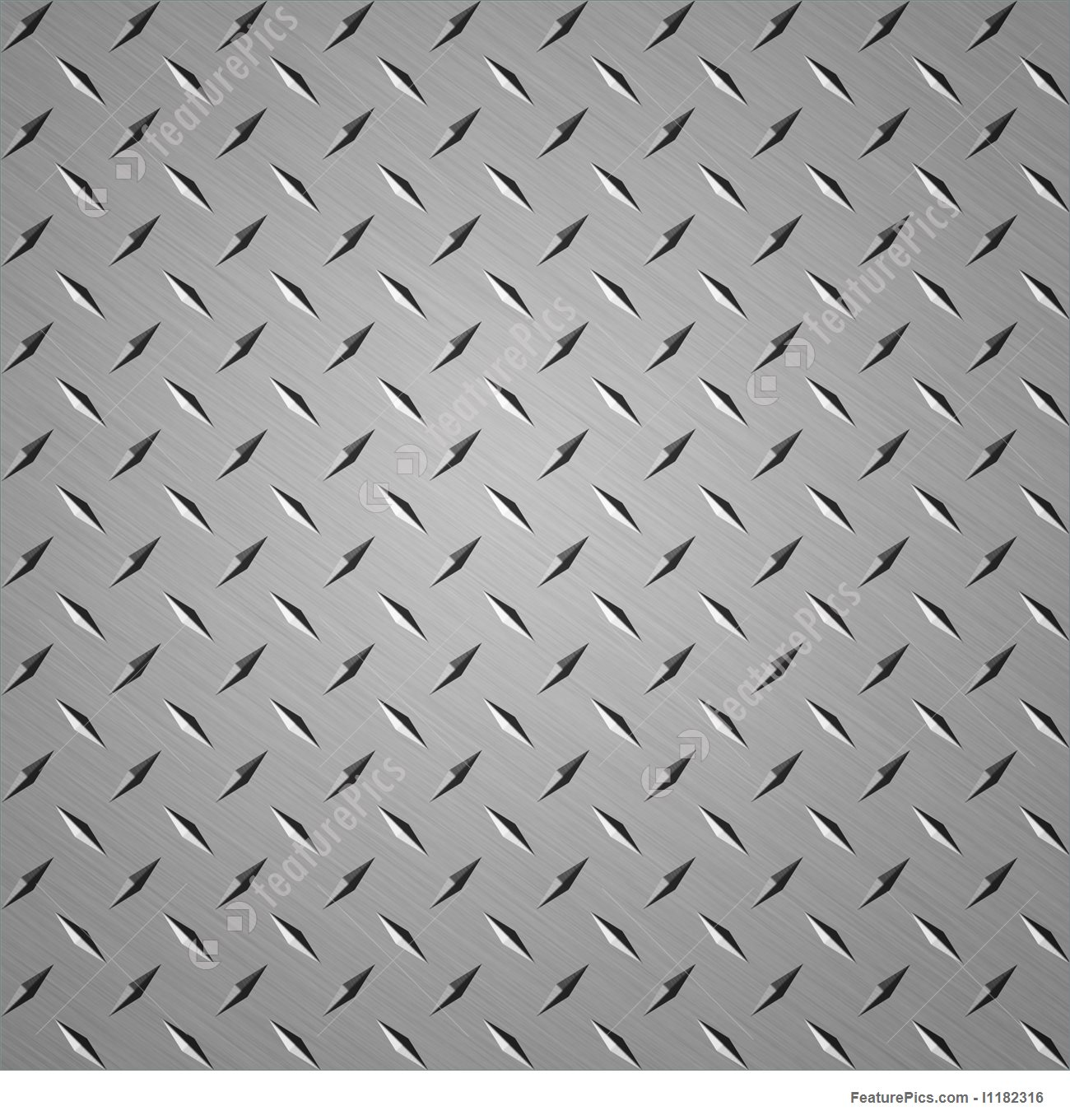 Clipart Diamond Plate Background.