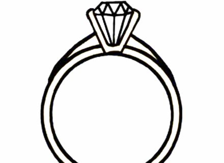 Diamond Ring Clipart Sheets 2050.