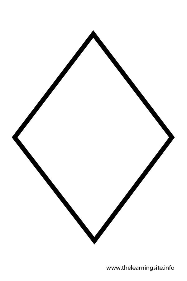 Diamond Shape Clipart#2230474.