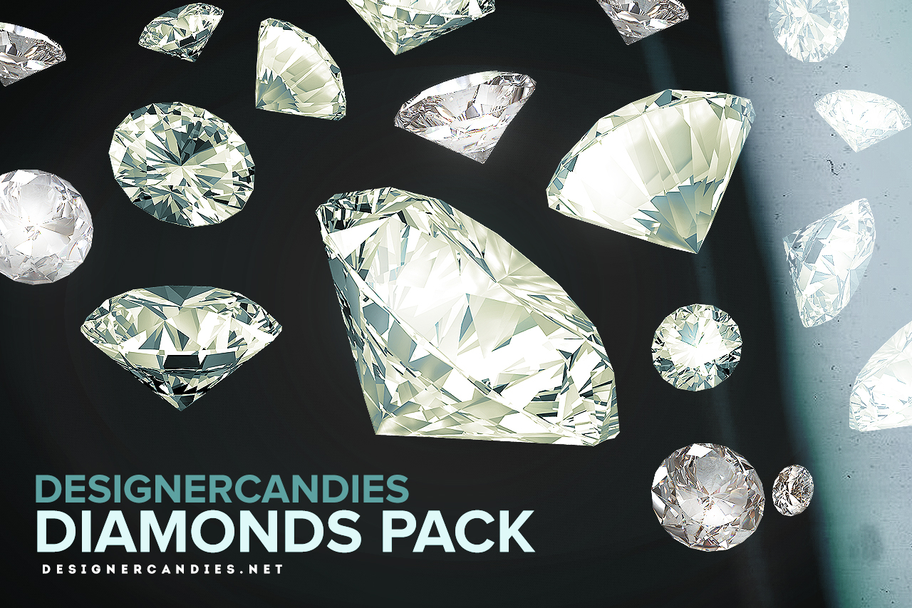 Diamonds Clipart.