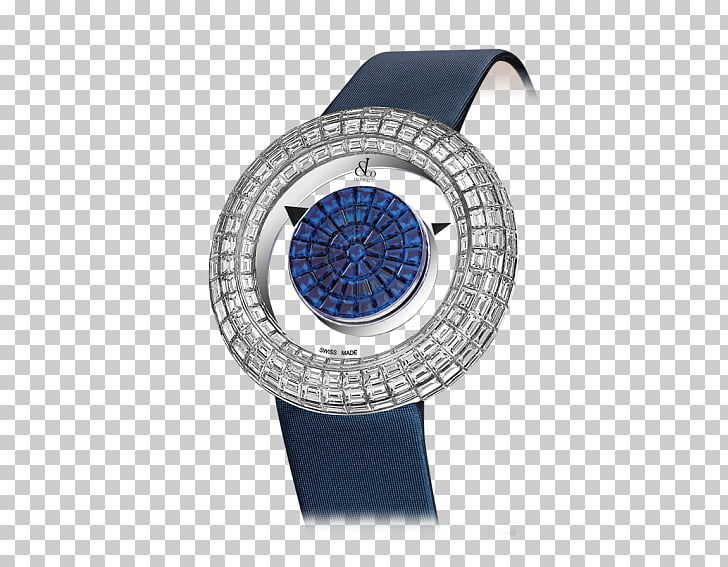 Watch Jacob & Co Sapphire Tourbillon Diamond, floating gold.