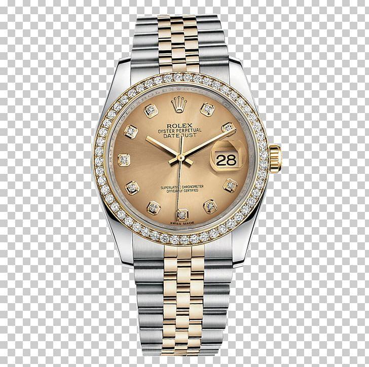 Rolex Datejust Counterfeit Watch Diamond #671274.