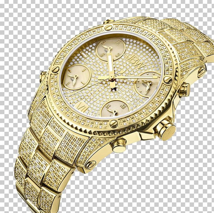 Watch Strap Diamond Analog Watch Jewellery PNG, Clipart.