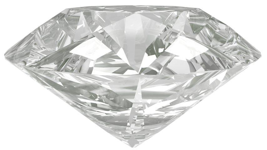 Large Transparent Diamond PNG Clipart.