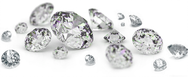Loose Diamonds Png Vector, Clipart, PSD.
