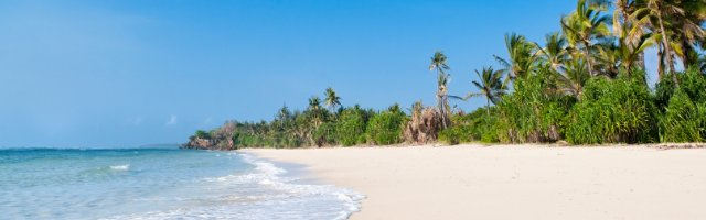 Diani Beach Facts.