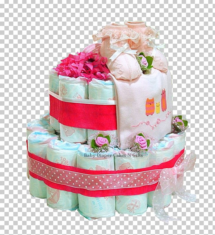 Diaper Cake Gift Infant PNG, Clipart, Baby Shower, Boy, Cake.