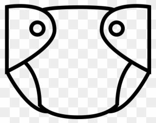 Free PNG Diaper Clip Art Download.