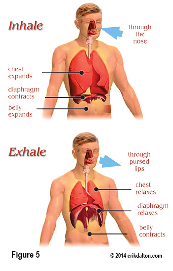 How Breath Affects Back Pain.