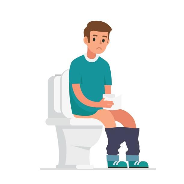 Best Diarrhoea Illustrations, Royalty.