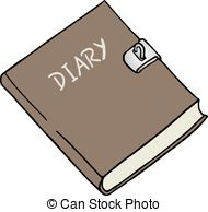 Diary clipart 6 » Clipart Station.
