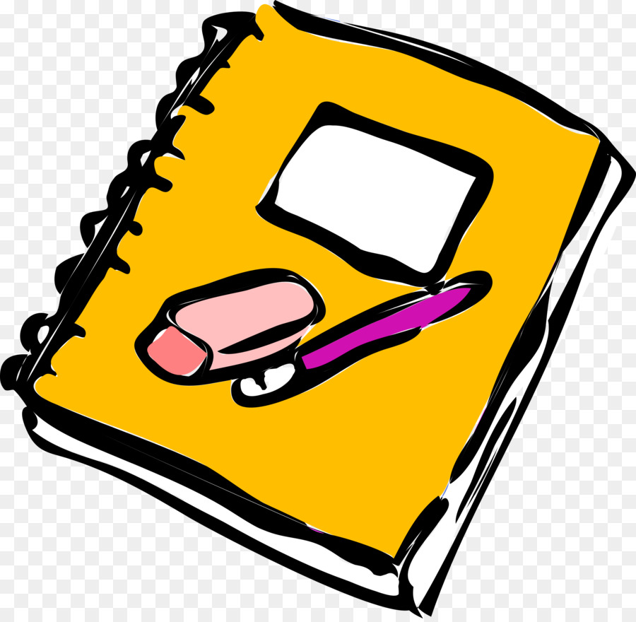 Notebook Drawing clipart.