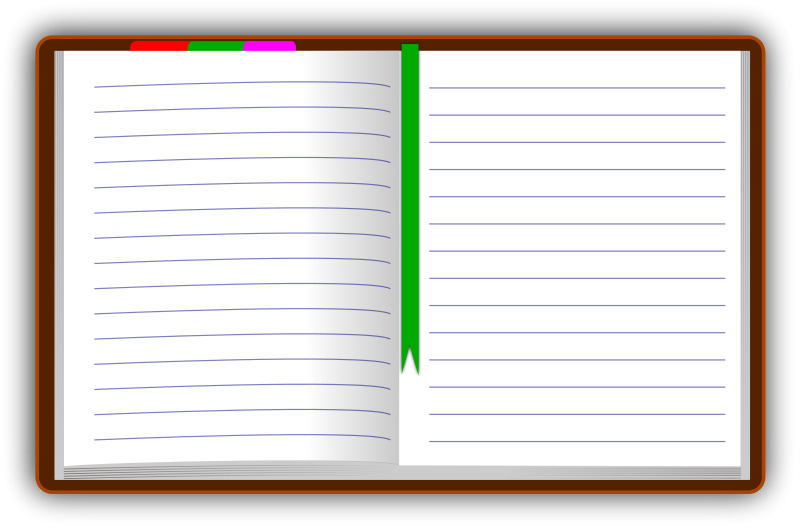 Diary Clip Art Download.