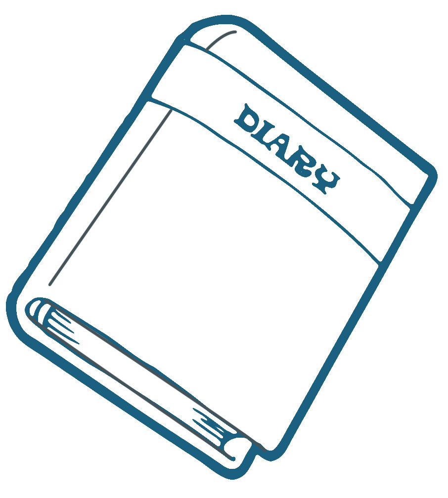 Free Diary Cliparts, Download Free Clip Art, Free Clip Art.