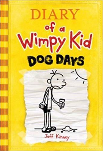 Dog Days (Diary of a Wimpy Kid, Book 4): Jeff Kinney: 8580001042565.