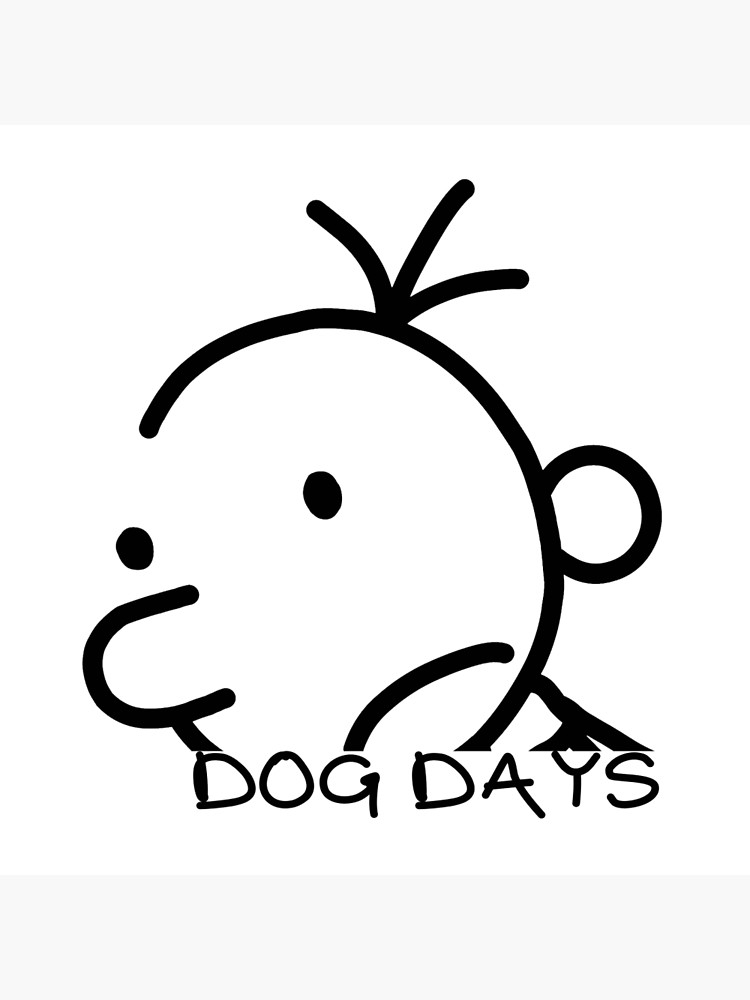 Diary Of A Wimpy Kid Dog Days.