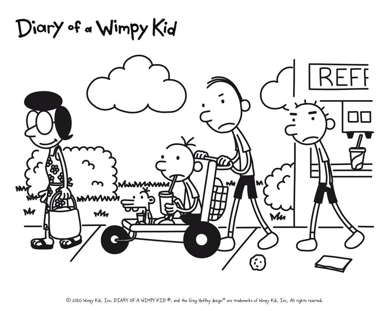 Heffley Family.