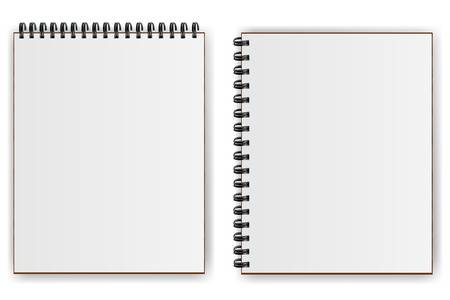 Notebook page clipart » Clipart Station.