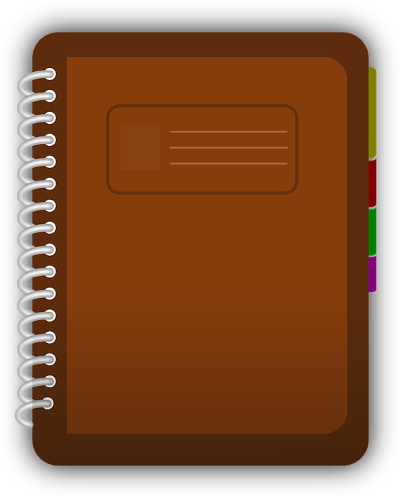 Journal Book Diary.
