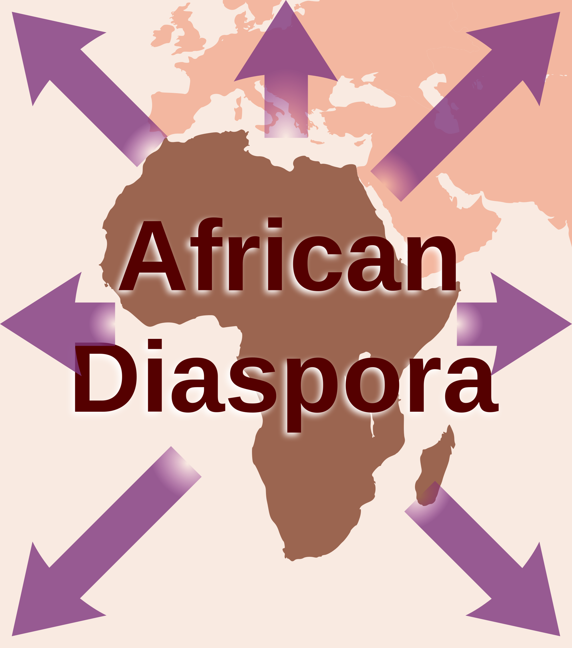 Diaspora Clipart.