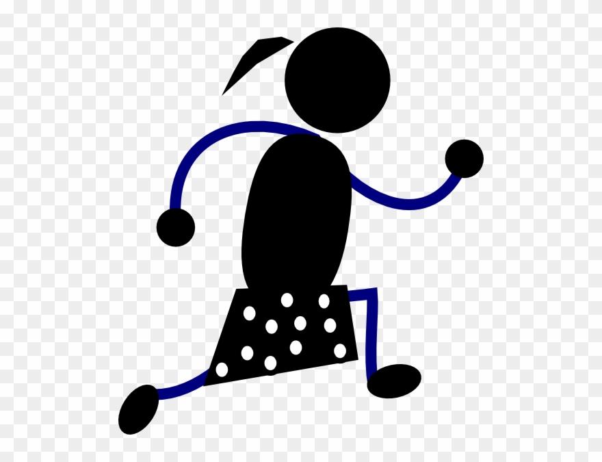 Dibujos Animados De Personas Corriendo Clipart (#36553.