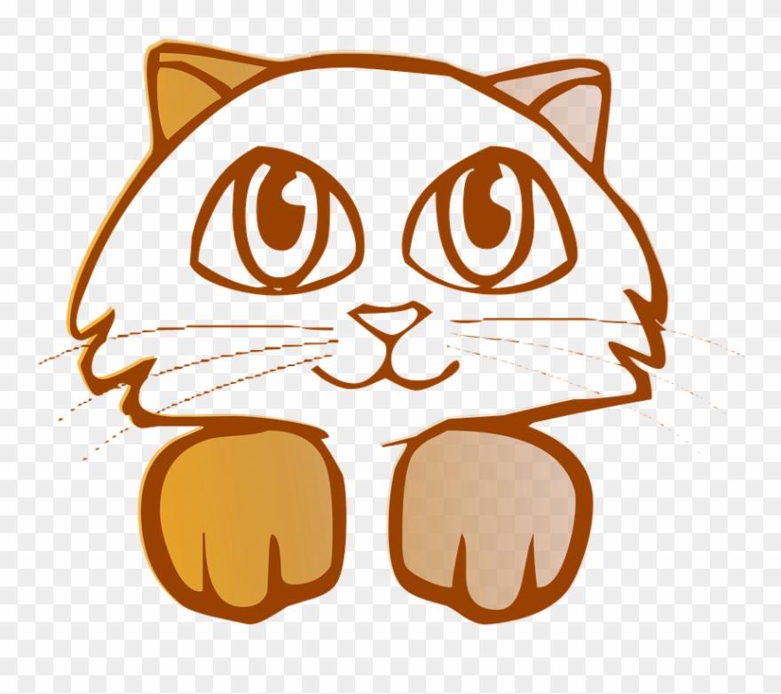 Cartoon Cat Clipart 12, Buy Clip Art.