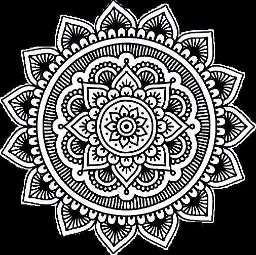 mandala mandalas dibujo tumblr dibujos.