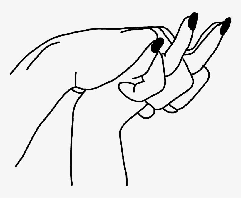 Hands Vector Free.