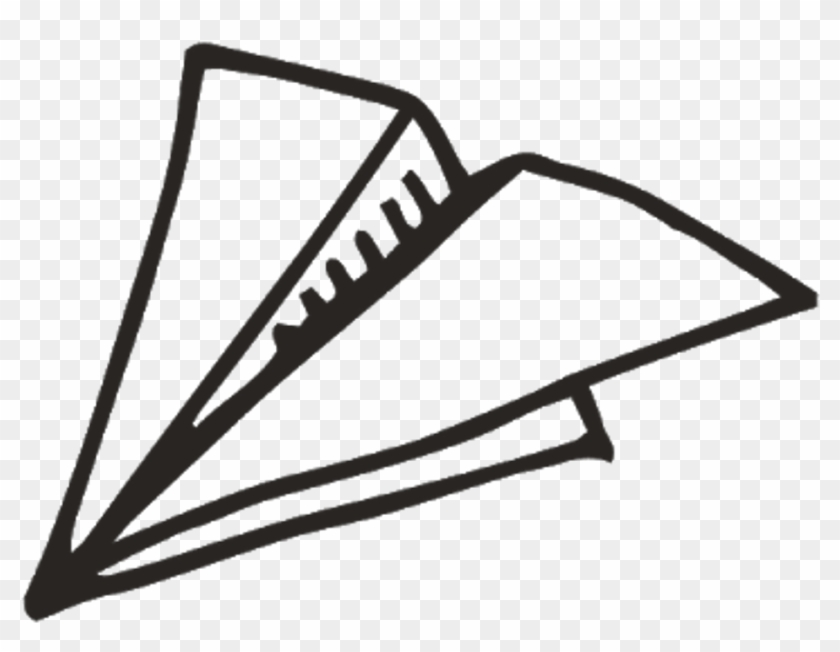 Paperplane Aviondepapel Tumblr Draw Dibujo Lindo Cute.