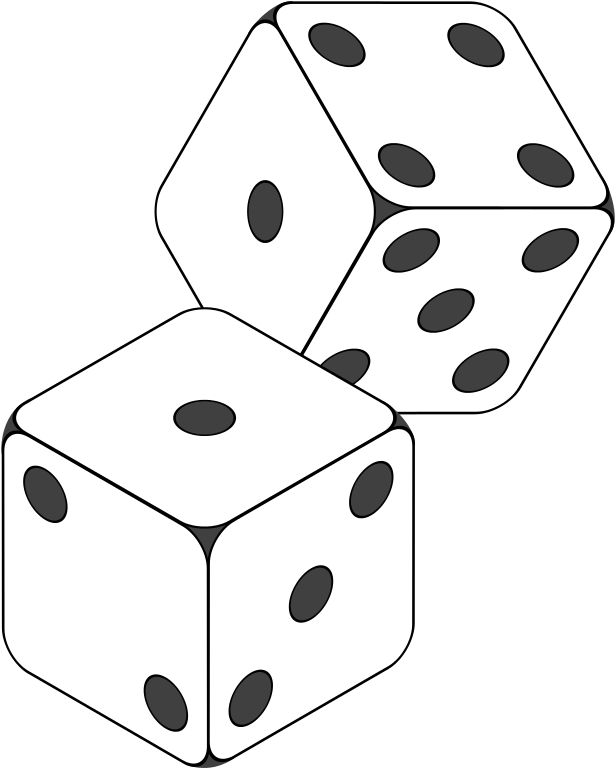 Dice Clip Art Border Clipart Free Clipart Images.
