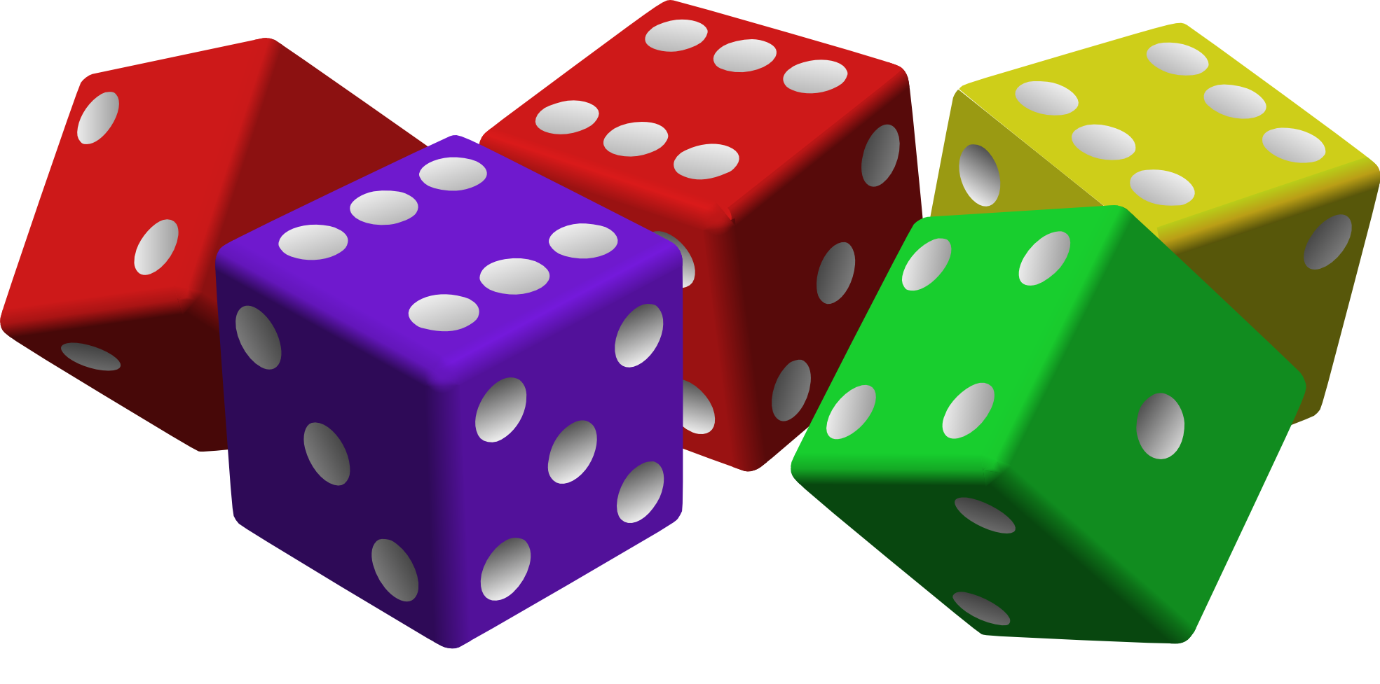 Dice Clipart (4258) Free Clipart Images — Clipartwork.