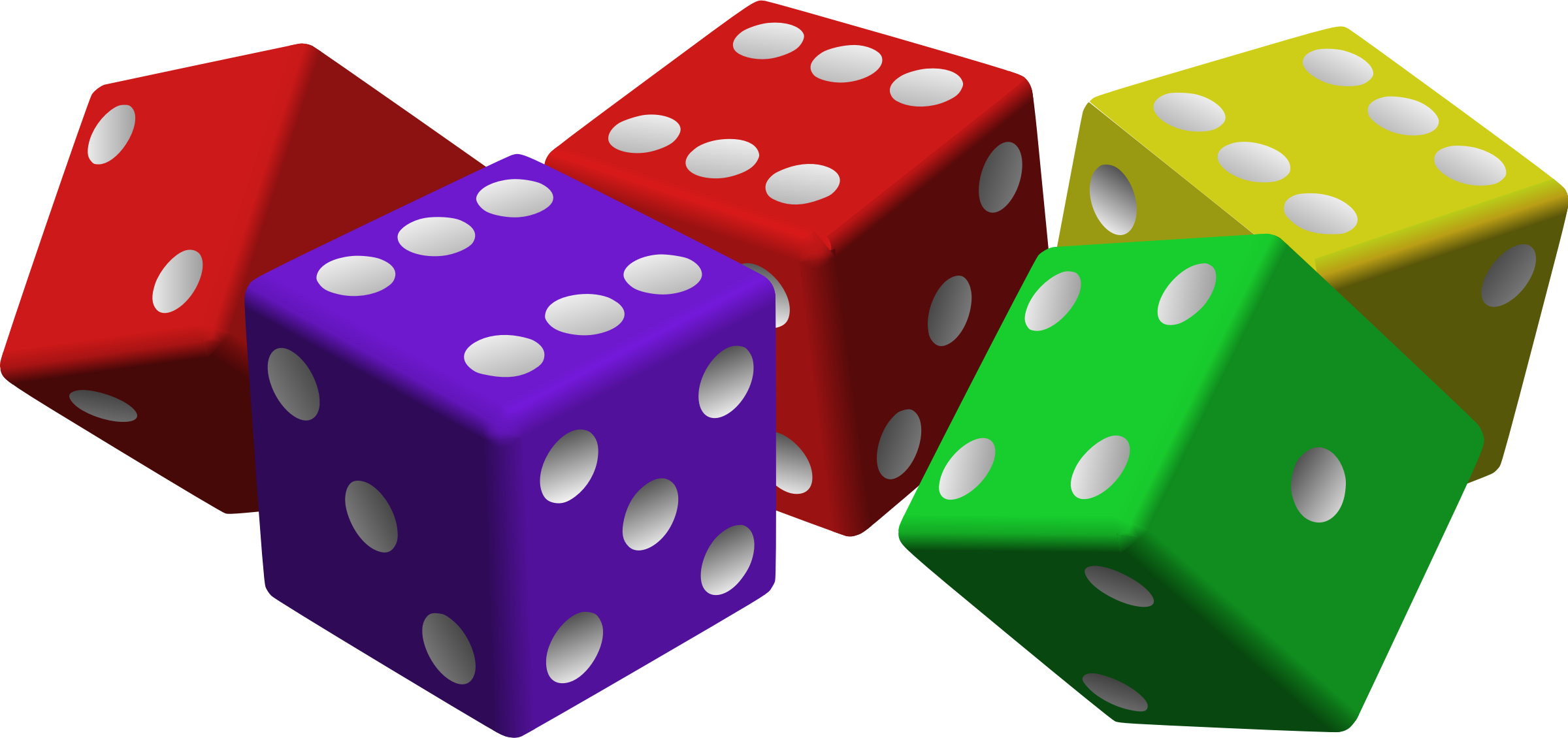 Download Dice PNG Clipart.