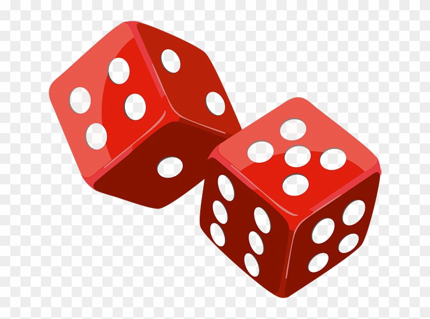 Red Dice Png Download Image.