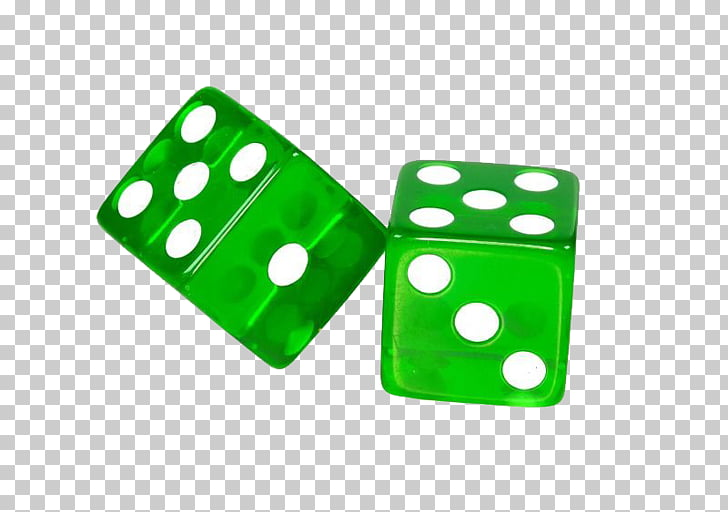 Dice Set 30 Seconds Gambling , Green carved dice PNG clipart.