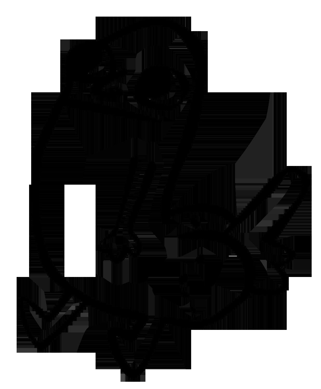 Dickbutt [1236 x 1500] : cutouts.