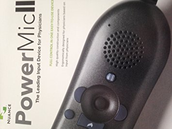 Amazon.com: Dictaphone PowerMic II Handheld USB Dictation.