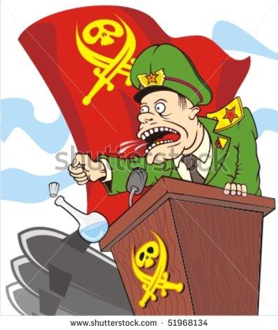 Dictator Clip Art.