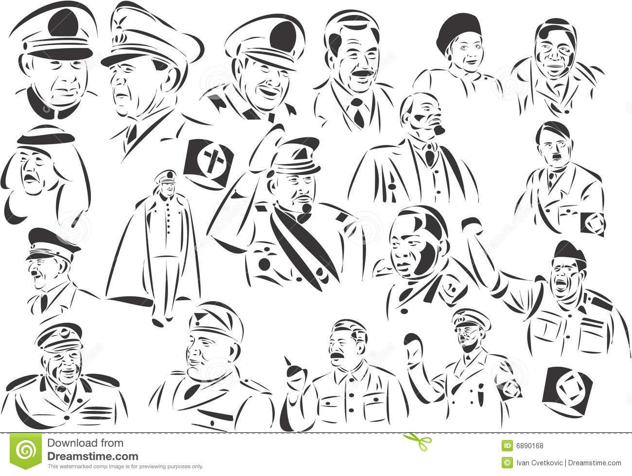 Dictatorship Stock Illustrations.