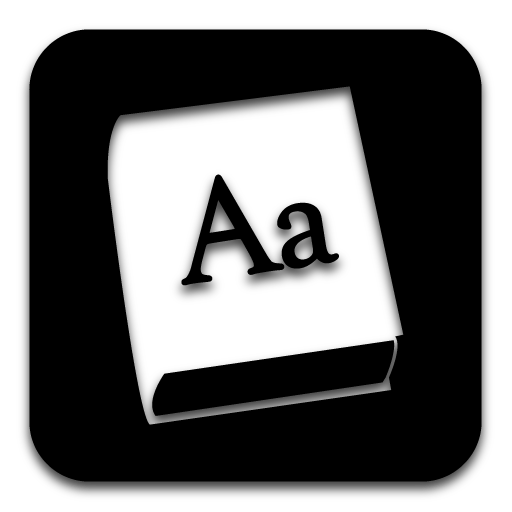 Dictionary Icon Png #18791.
