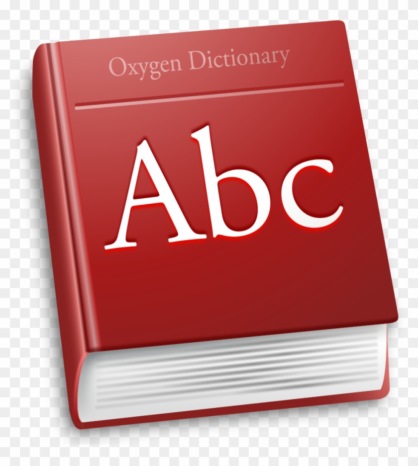 Oxygen480 Apps Accessories Dictionary.