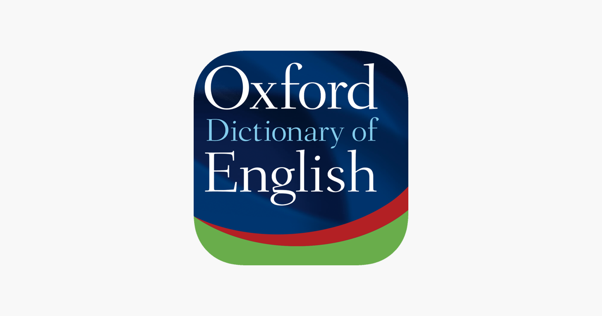Oxford Dictionary of English on the App Store.