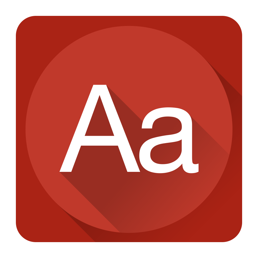 Dictionary icon free download as PNG and ICO formats, VeryIcon.com.