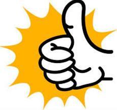 Good Job Thumbs Up Clipart.