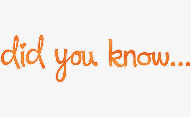 Did You Know, Do You Know, Past Tense, Ask PNG Transparent Image and.