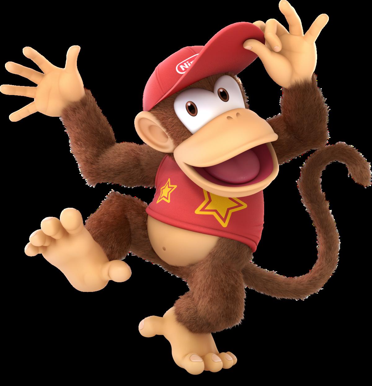 Diddy Kong (SSBU).