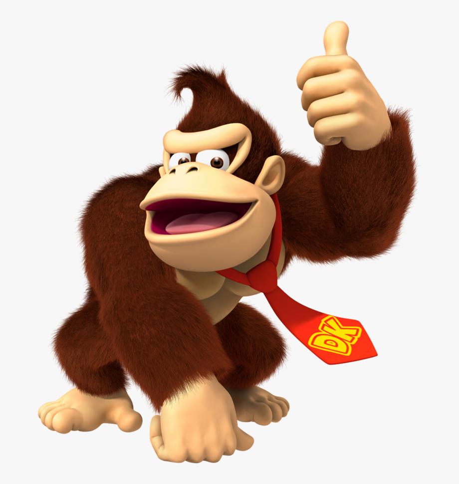 Donkey Kong Png Transparent , Transparent Cartoon, Free Cliparts.