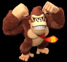 Donkey Kong (character).